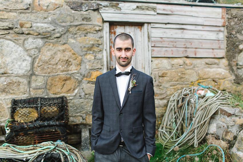 Cornish Elopement | www.debsalexander.com