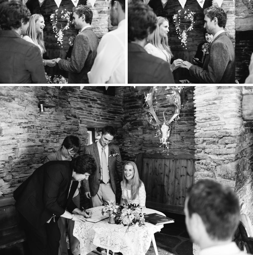 Fforest Wedding | www.debsalexander.com