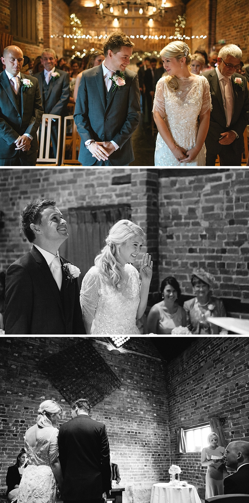 Curradine Barns Wedding