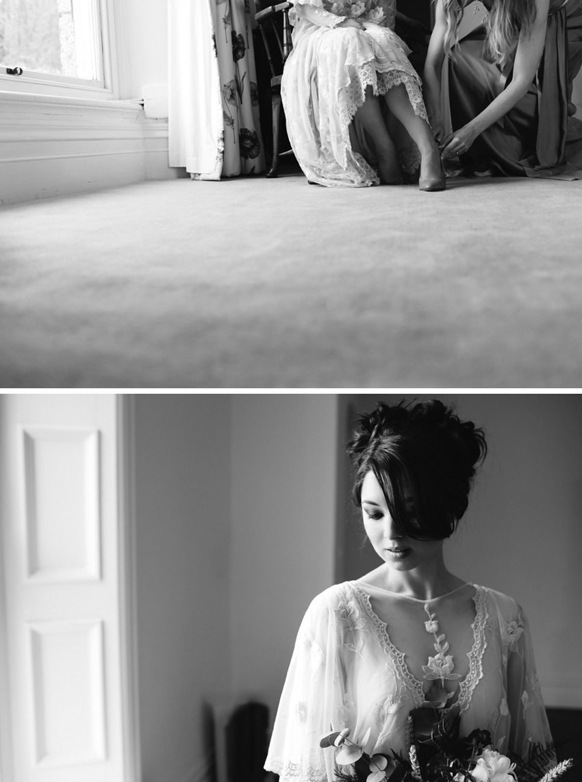 Scorrier House Wedding Cornwall