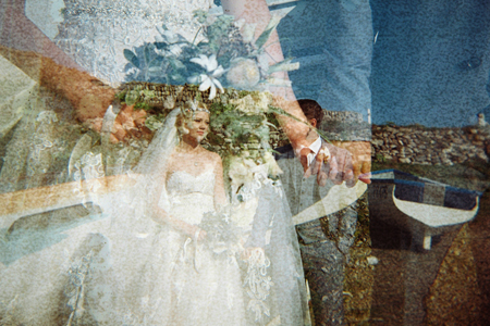 film wedding photography, analogue wedding photography, lomography