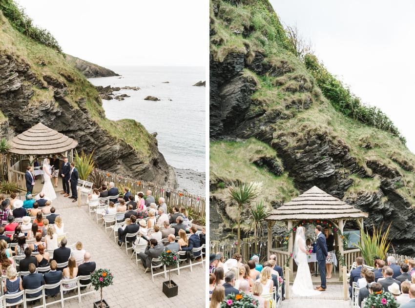 Tunnels Beach Wedding 0019