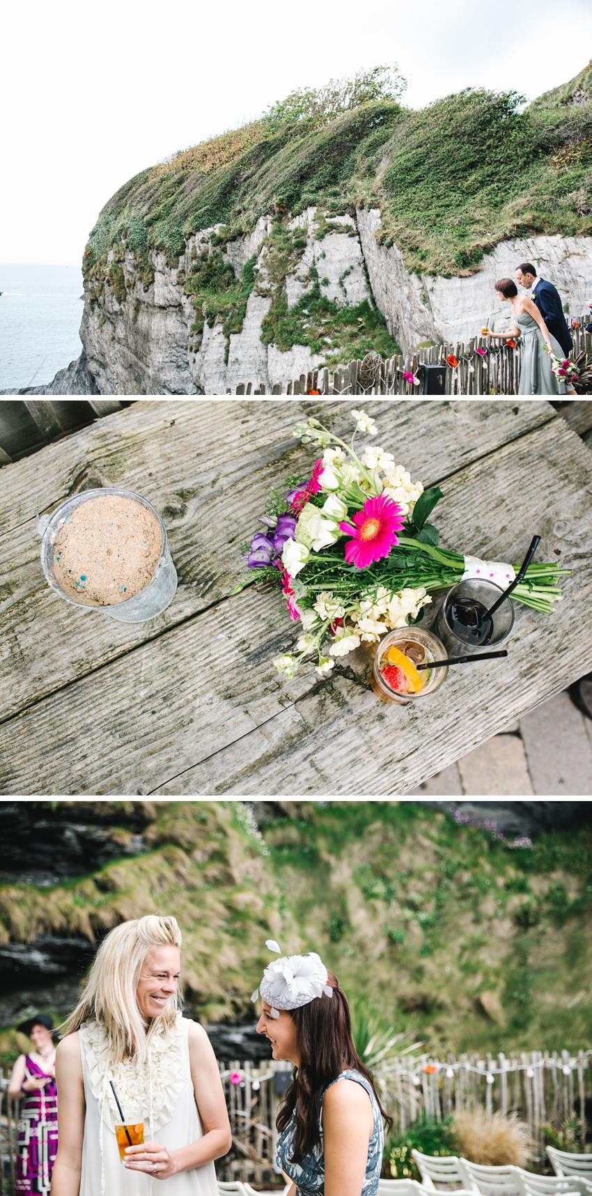 Tunnels Beach Wedding 0023