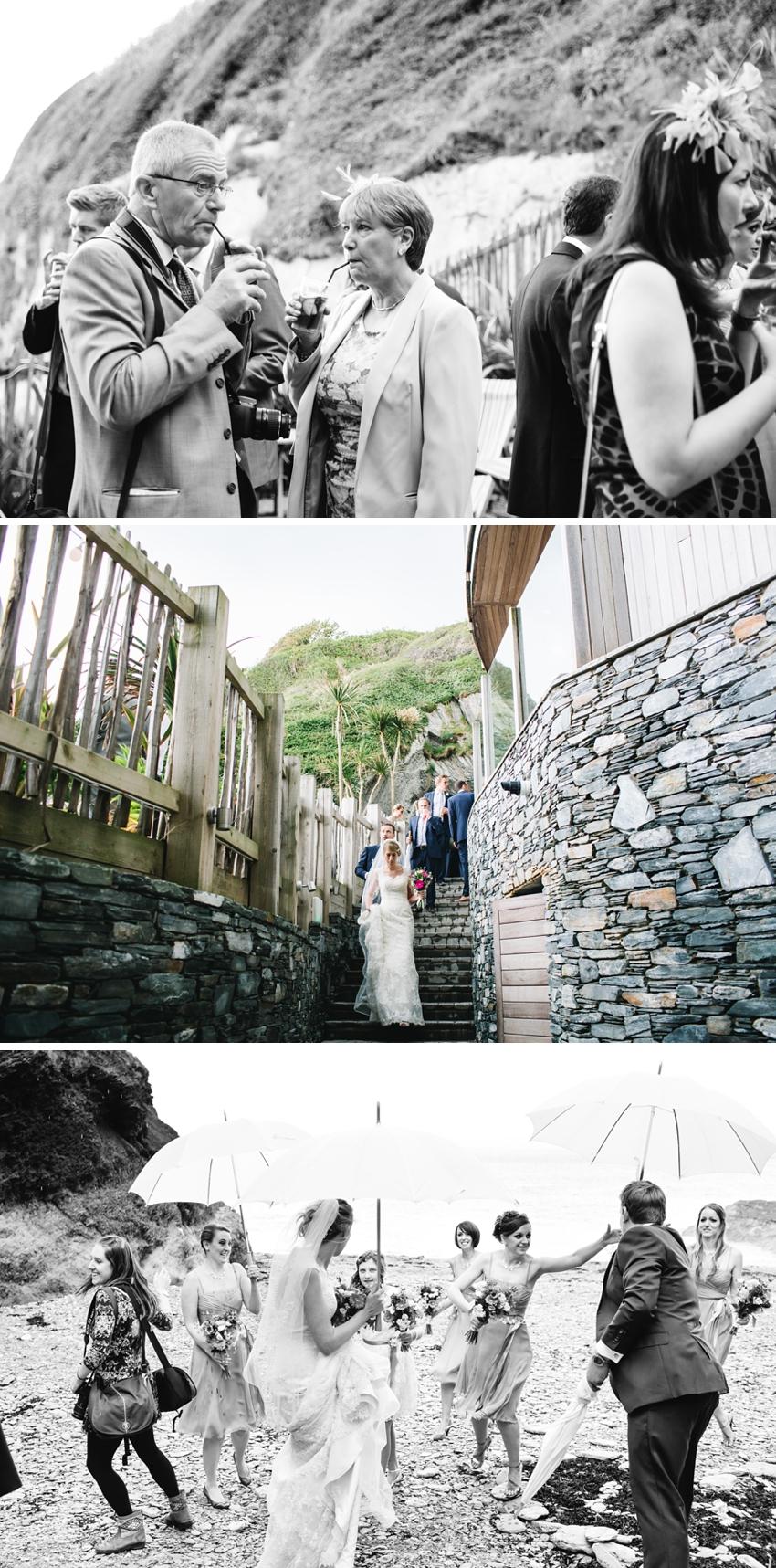 Tunnels Beach Wedding 0024