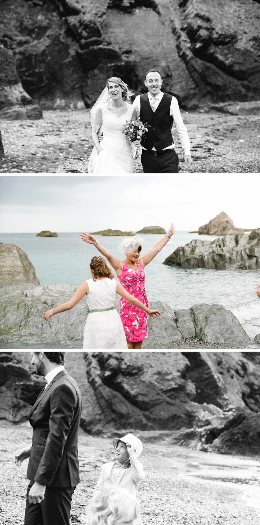 Tunnels Beach Wedding 0031