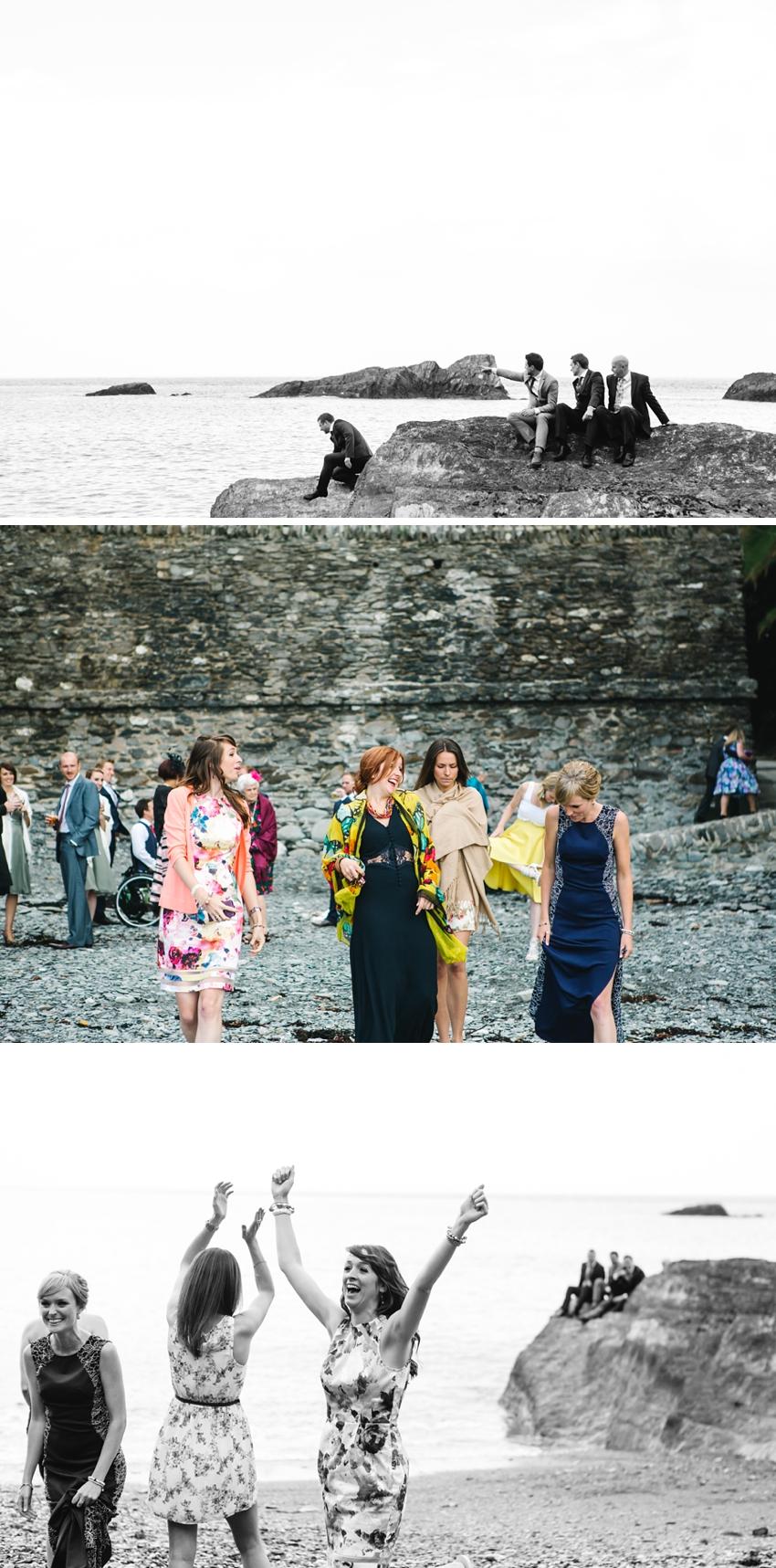 Tunnels Beach Wedding 0038