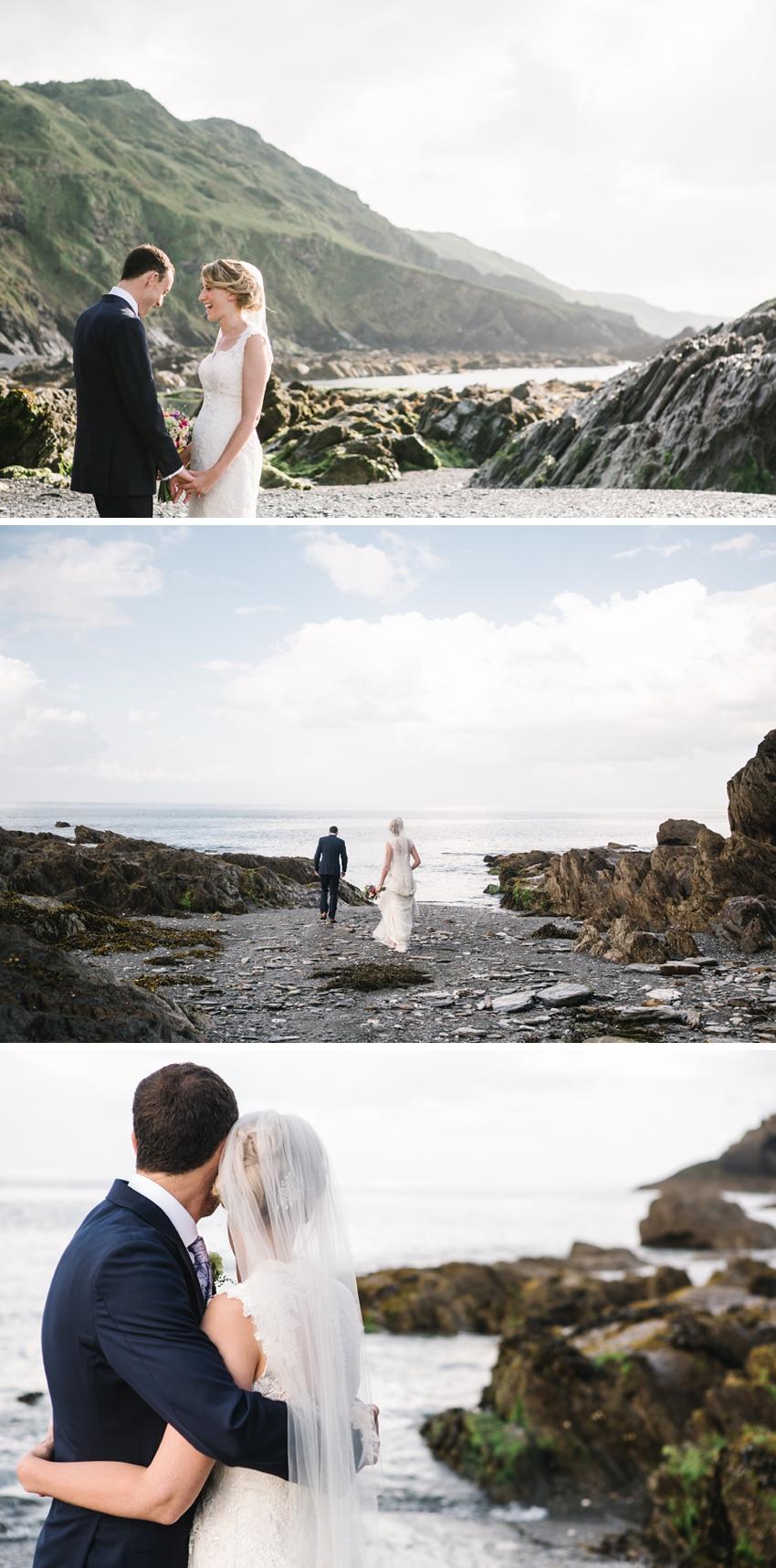 Tunnels Beach Wedding 0045