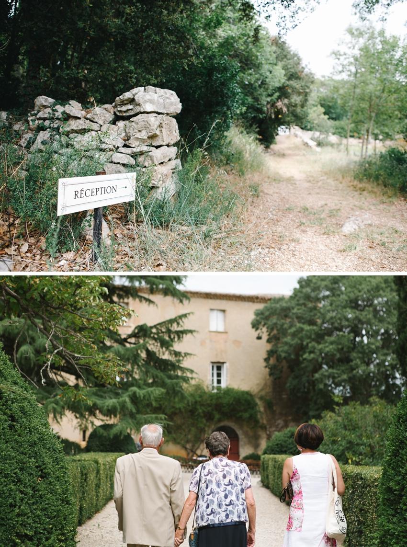 french, wedding, chateau