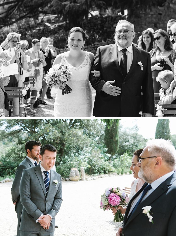 ceremony, france, wedding