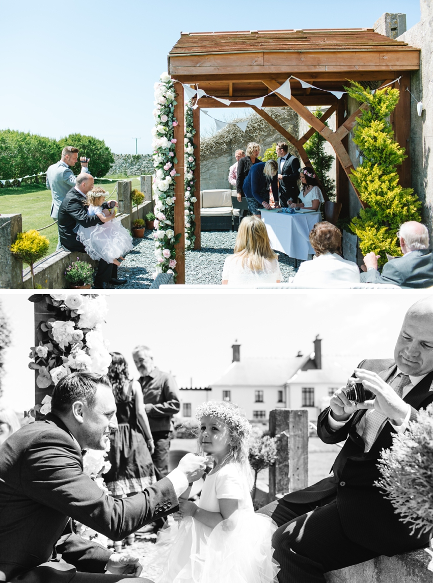 outdoor, wedding, ceremony, uk