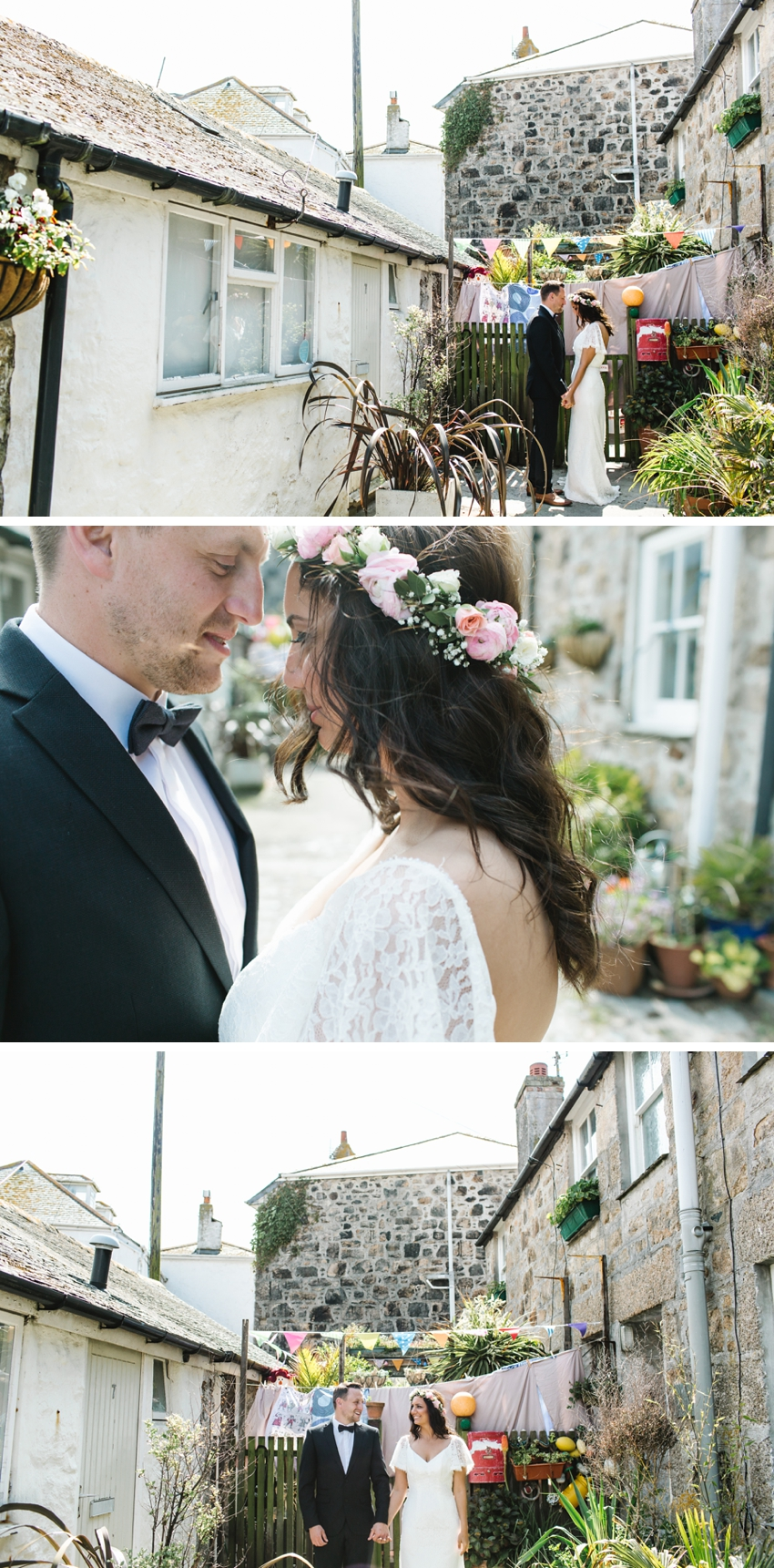 st ives, wedding, cornwall
