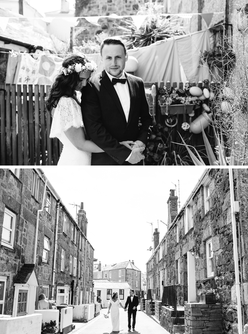 wedding, elopement, st ives