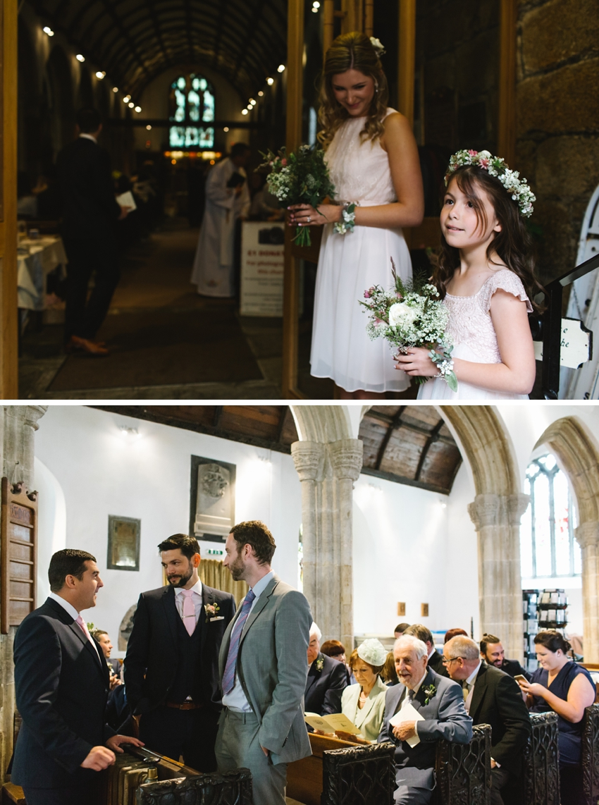 wedding, st ia, church, st ives