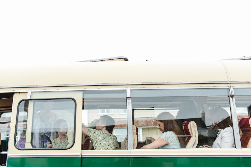 vintage, bus, cornwall