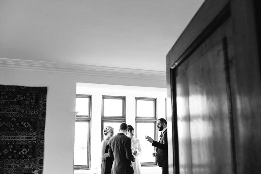 Boscean, BoHo, Cornwall, elopement