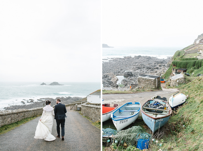 Cape, Cornwall, Wedding