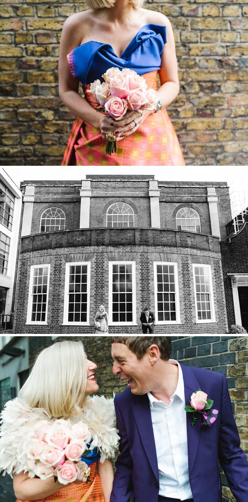 Zetter Wedding London