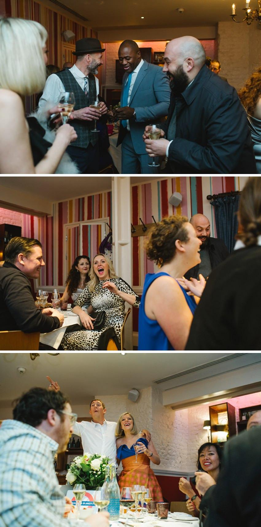 The Zetter, Wedding, London