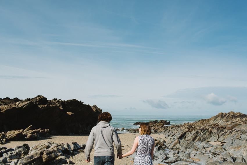 newquay, pre, wedding, shoot
