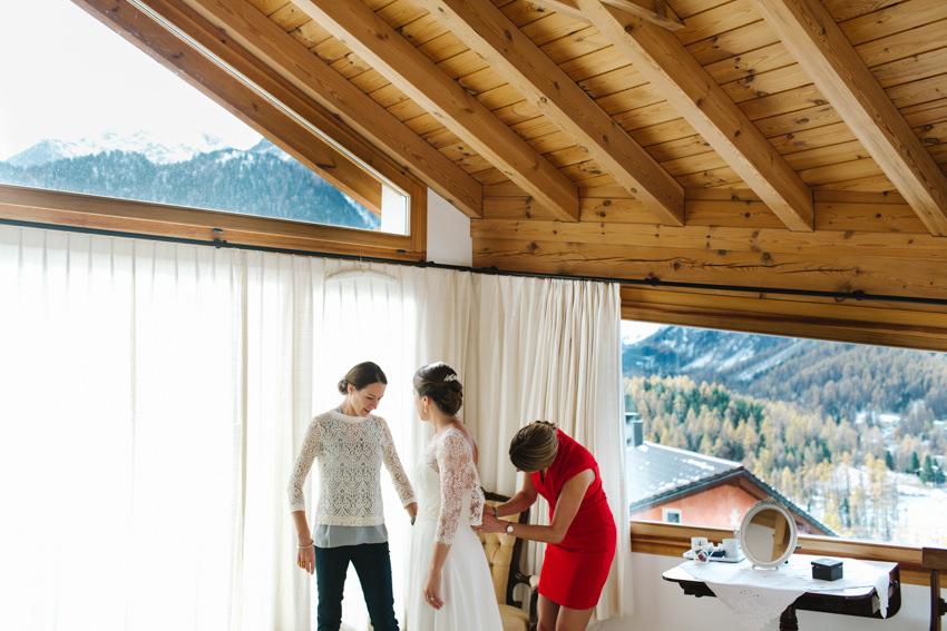bride, switzerland, wedding