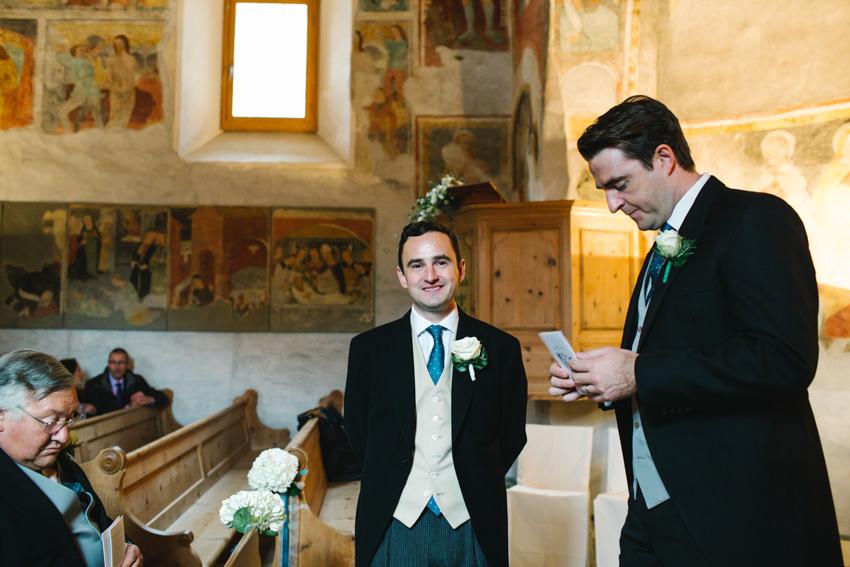 sta maria, wedding, pontresina