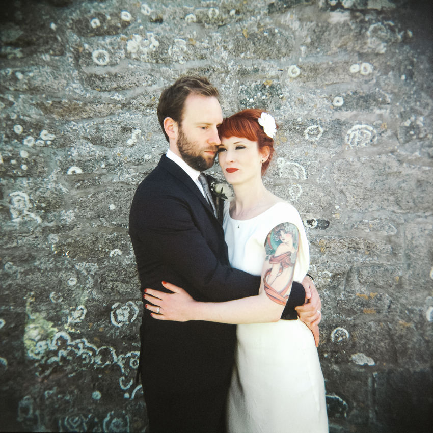 Lomography Wedding Photographer