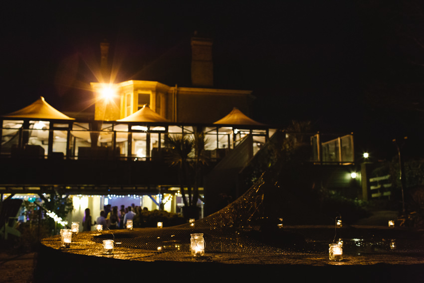 Night, longcross, hotel, wedding