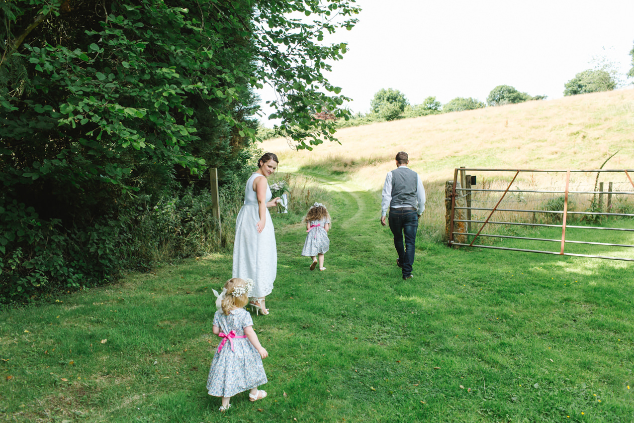 Family elopement the green cornwall