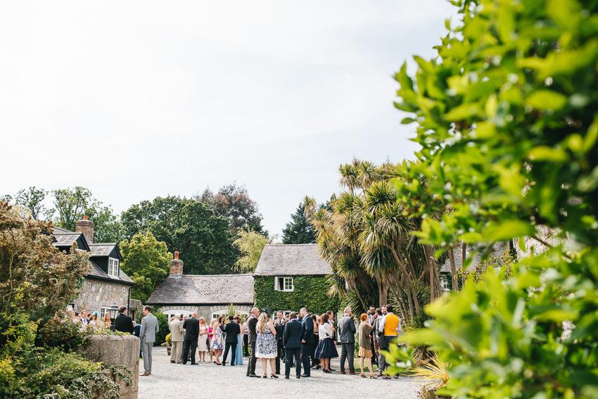 outdoor wedding venue wales