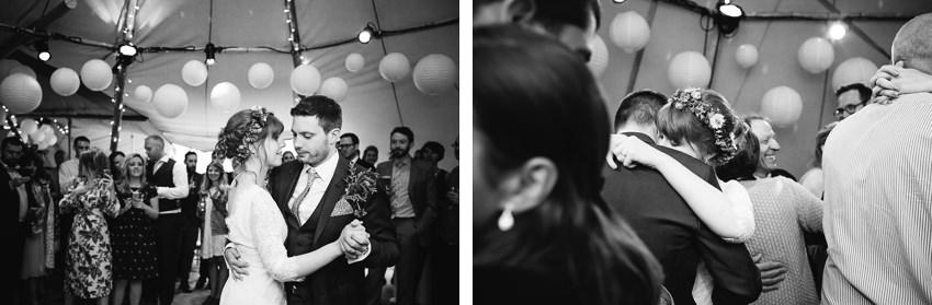 tie wedding party