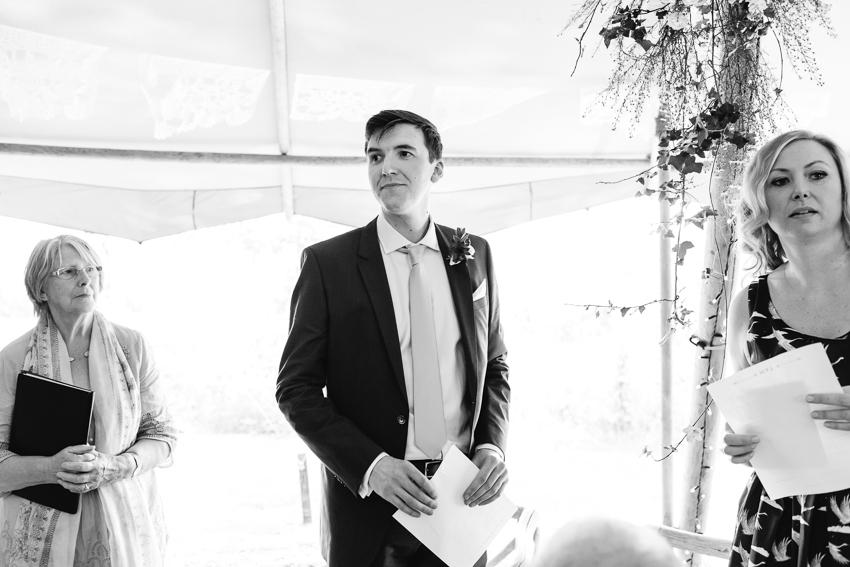 tipi wedding wales