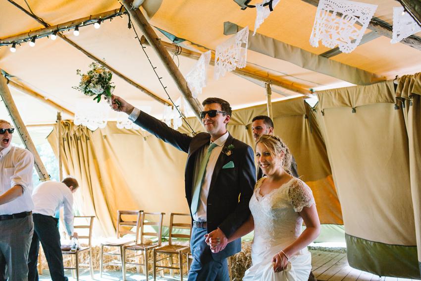 tipi, wedding, wales, debs ivelja photography