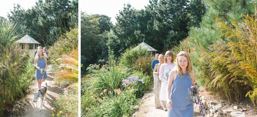 tremenheere, gardens, wedding, skyspace
