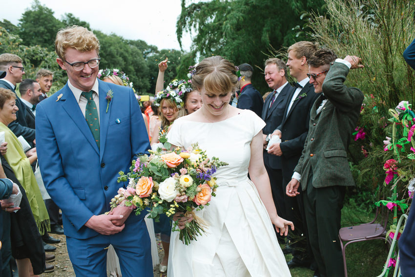 Tremenheere Sculpture Gardens Wedding