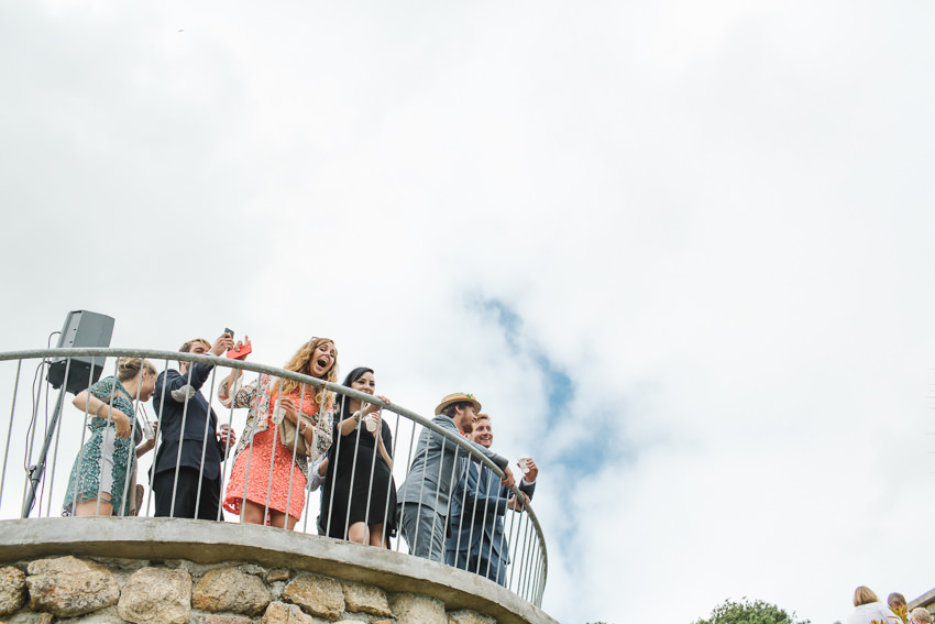 tremenheere wedding, cornwall