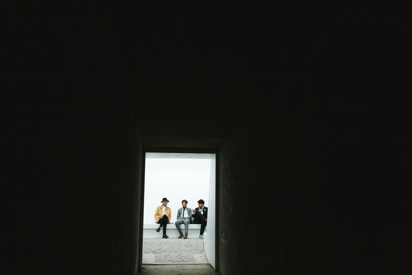 wedding, tremenheere, skyspace