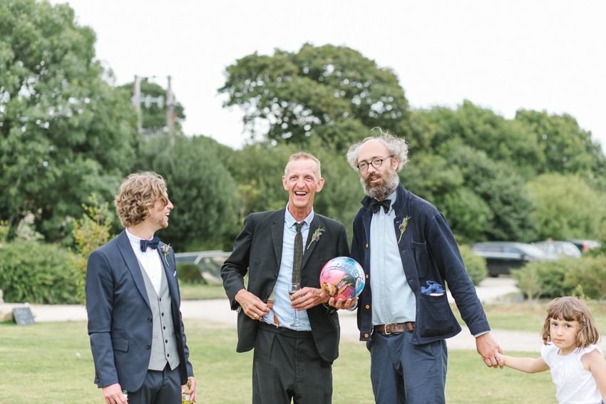 guests, wedding, cornwall, documentary