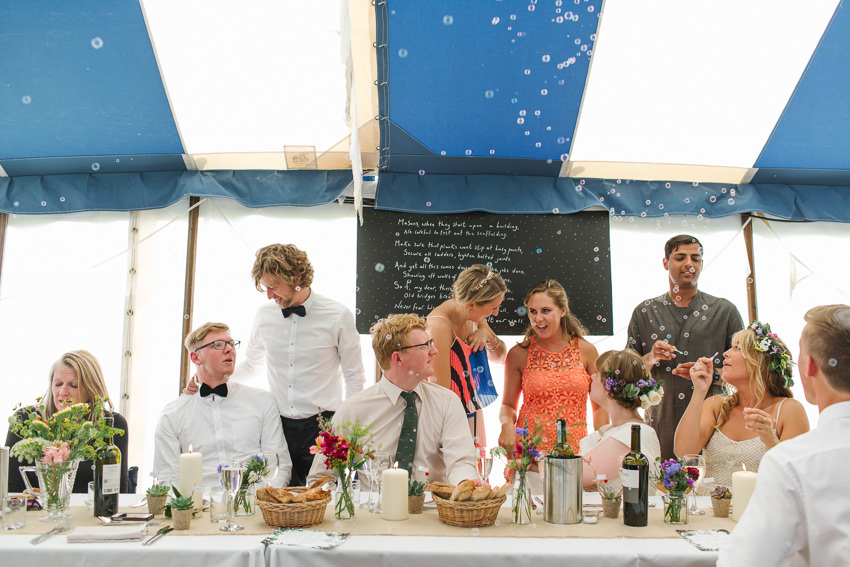 guests, wedding, cornwall