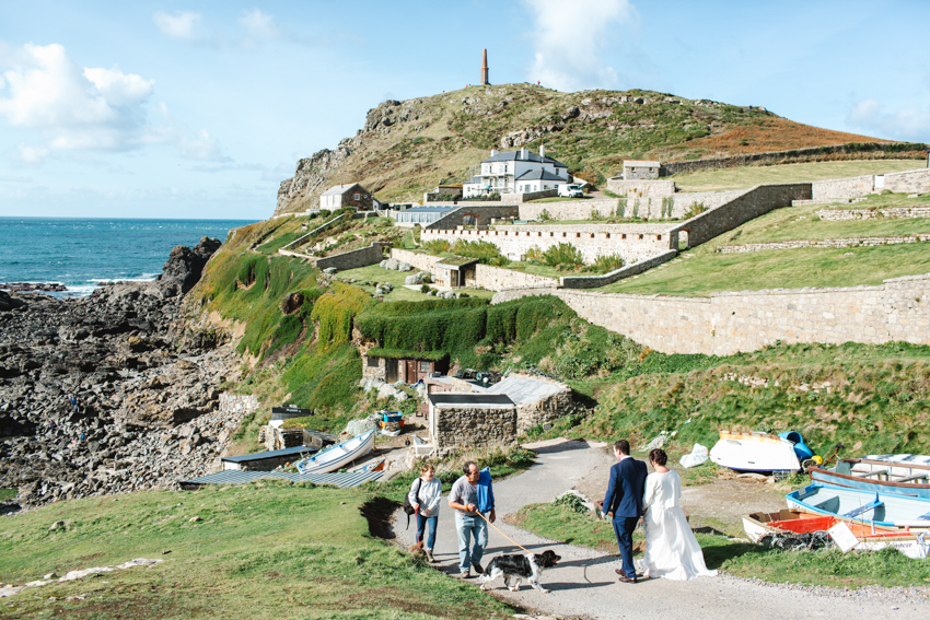 elope to cornwall