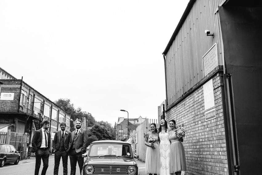 londonfields, brewery, wedding