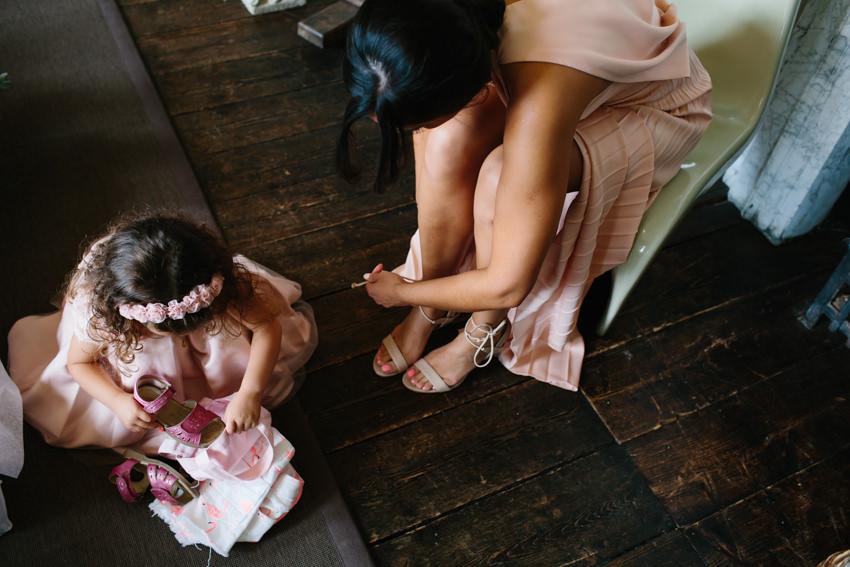Aynhoe, Wedding