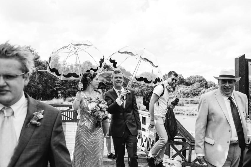 london, wetlands, wedding, bride, groom