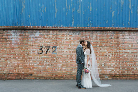 London Fields Brewery Wedding