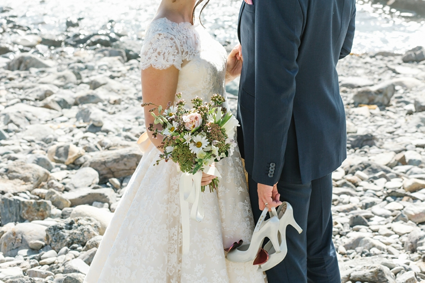 boho, cornwall, wedding,cape, elopement
