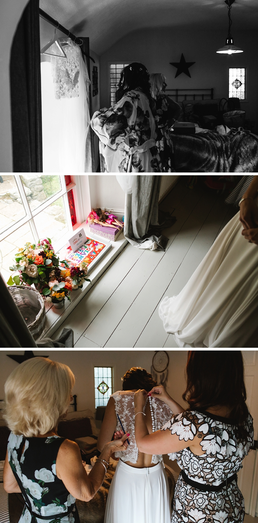 Dreamcatcher Cornwall, Intimate Wedding