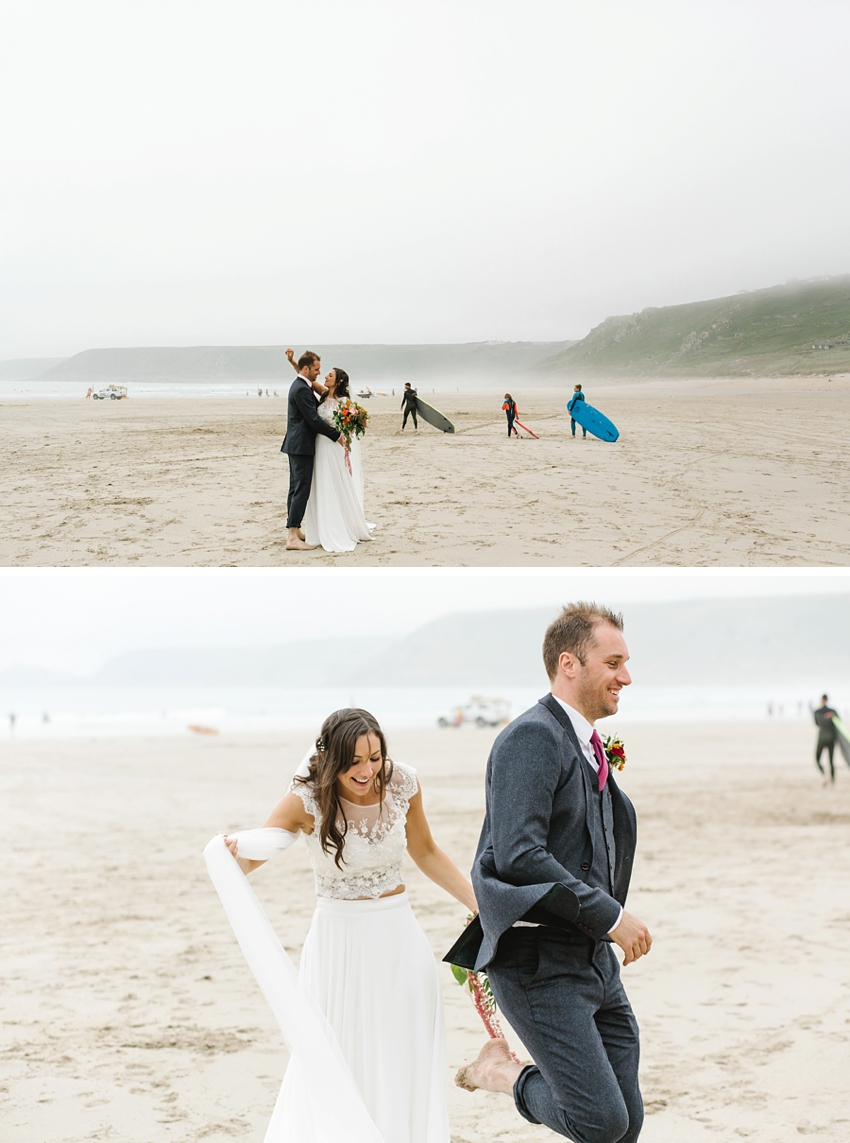 Sennen, Wedding, venue, intimate
