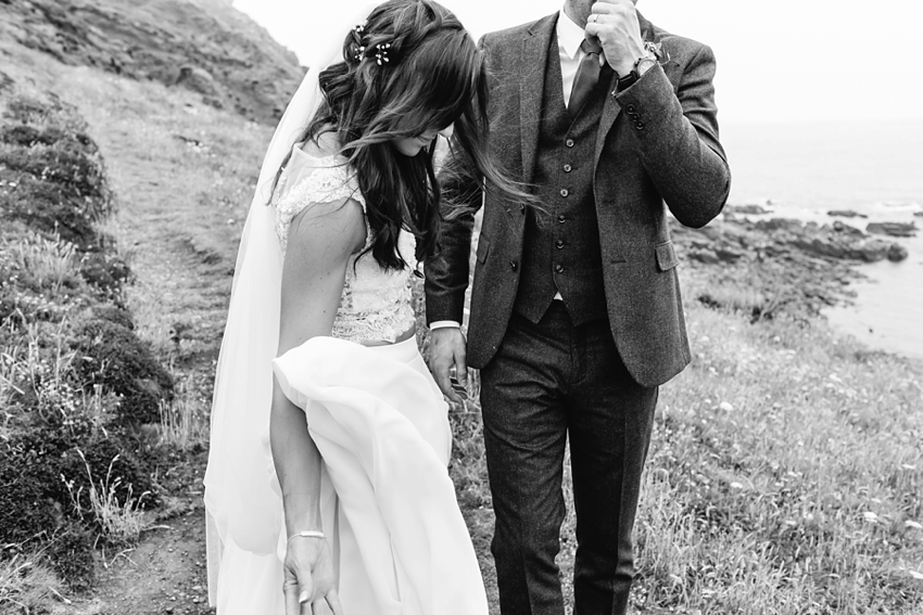 Dreamcatcher Cornwall, Wedding, Petite, Elopement