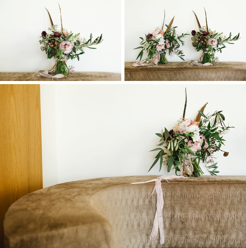 Amanda Taffinder Florist, Boho Bouquet