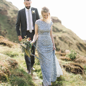 Cornwall, Elopement Photography