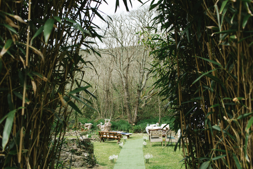 Retorrick Mill Wedding, Newquay, Outdoor, Festival Theme
